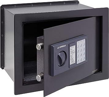 Arregui W25EB Caja fuerte de empotrar electrónica con pomo ...