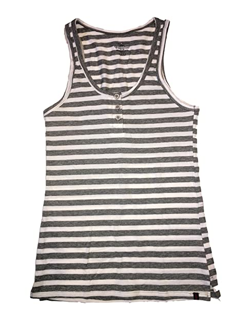 8d6e940dc9c4 Image Unavailable. Image not available for. Color  Tommy Hilfiger Ladies  Henley Tank Top ...