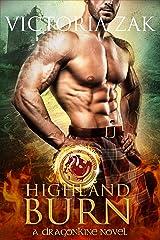 Highland Burn (Guardians of Scotland Book 1) Kindle Edition