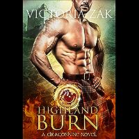 Highland Burn (Guardians of Scotland Book 1)
