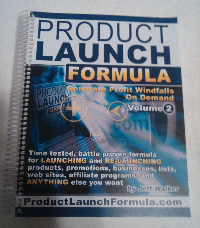 Amazon.com: Jeff Walker – El producto lanzamiento Fórmula ...