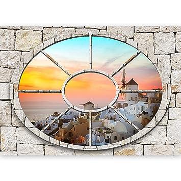 Murando 3d Illusion D Optique 140x100 Cm Papier Peint Intisse