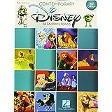 Contemporary Disney: 50 Favorite Songs (Piano-vocal-guitar)