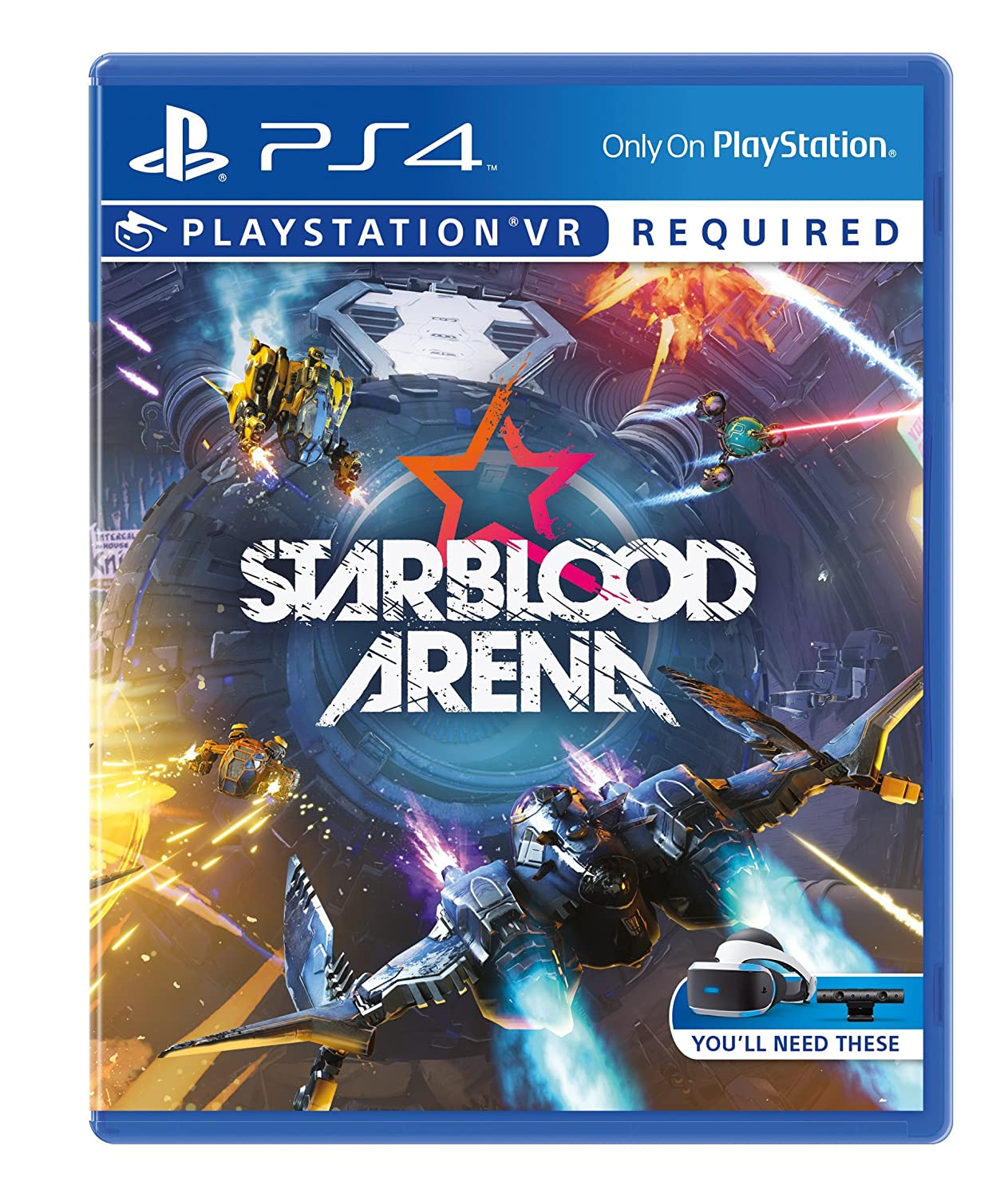 Starblood Arena VR amazon