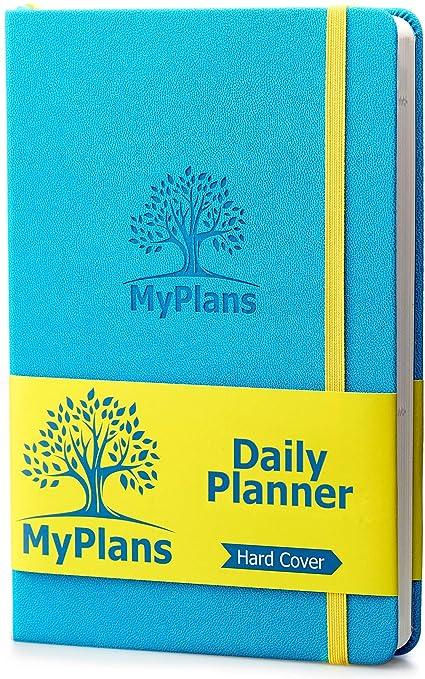Agenda y planificador diario personal, organizador semanal y ...