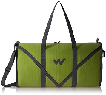 95be153ad537 Wildcraft Nylon 18 Inch Green Travel Duffle (Frisbee 2 Green ...