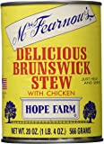 Mrs Fearnow's Delicious Brunswick Stew with Chicken - 20 oz