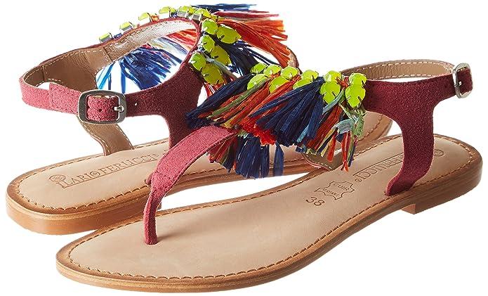 Tongs et Femme Ilario Chaussures Ferucci Sacs Gario qEPvxnw7f