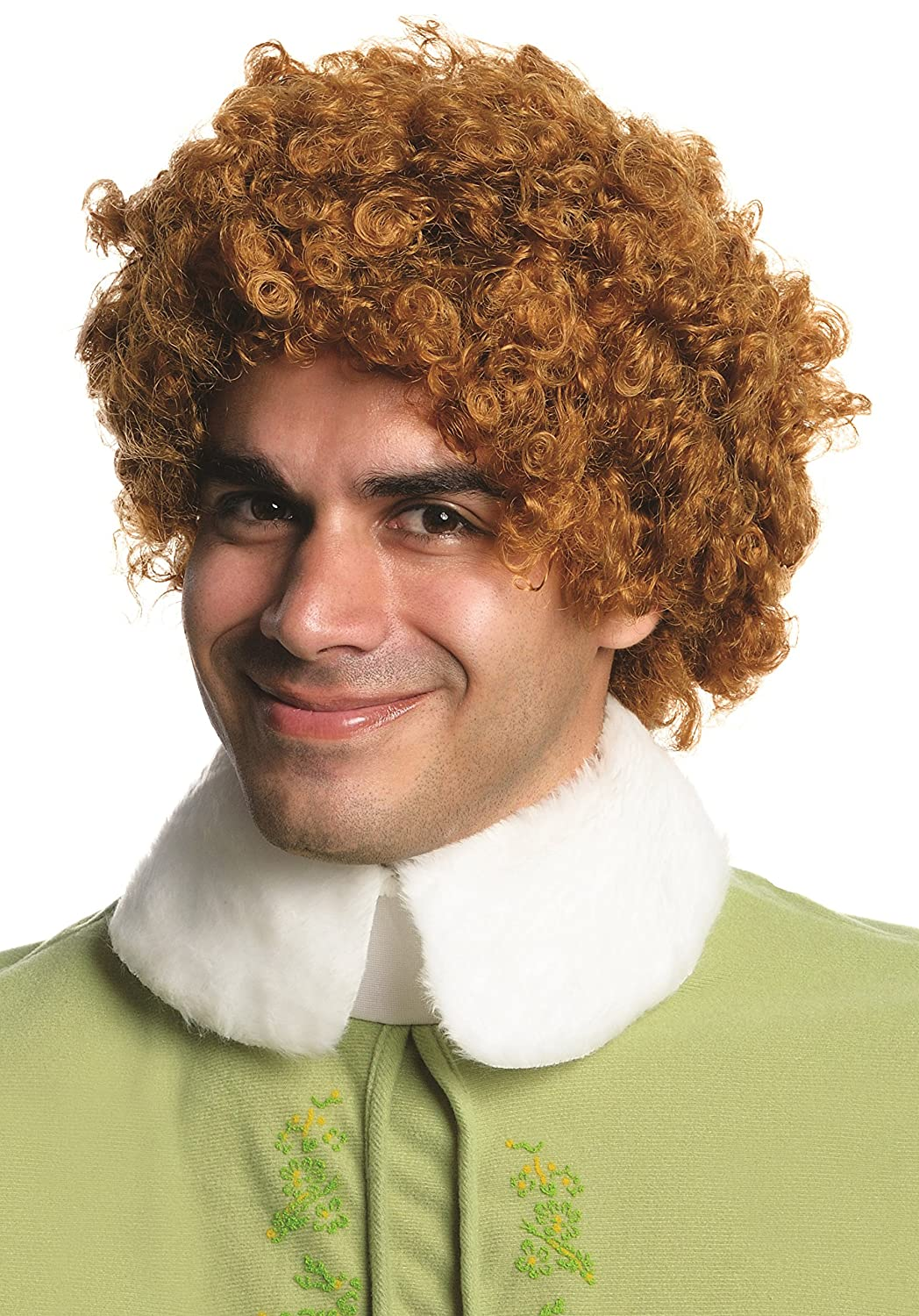 Rubie's Costume Co Elf Buddy The Elf Wig Brown One Size Rubies Costumes - Apparel 51129