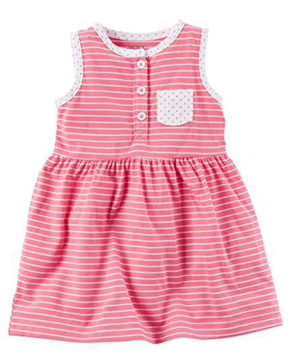 c74a36d5b Image Unavailable. Image not available for. Color: Carters Baby Girls Dress  ...