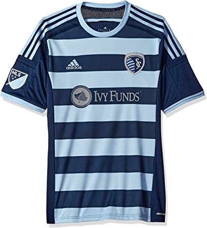 : adidas Men's Replica Secondary Jersey : Clothing