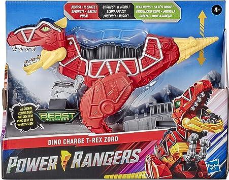 Power Rangers Dinosaur équipe Pvc Action Figures Modèle Jouet Enfant Cadeau 6pcs//Set