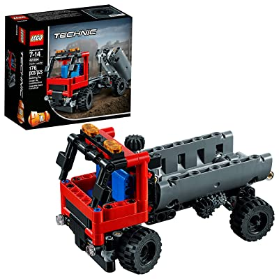 LEGO 6210344 Technic Hook Loader 42084 Building Kit: Toys & Games
