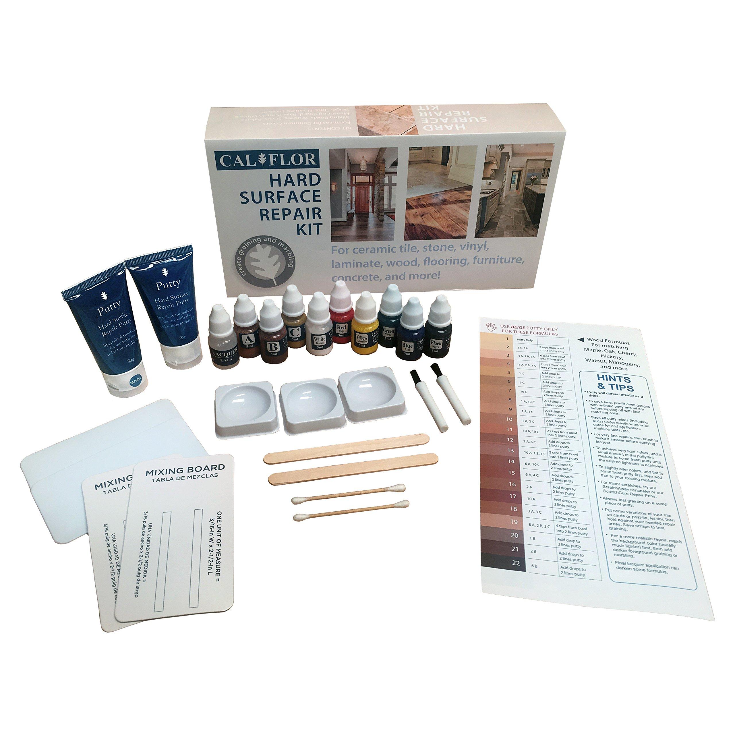 Cal-Flor FL49115CF Hard Surface Repair Kit