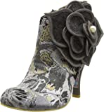 Irregular Choice Womens Pearl Necture Textile Boots