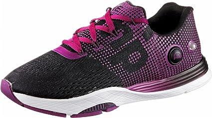 Reebok Cardio Pump Fusion Femme Fitness Baskets Sneakers Noir