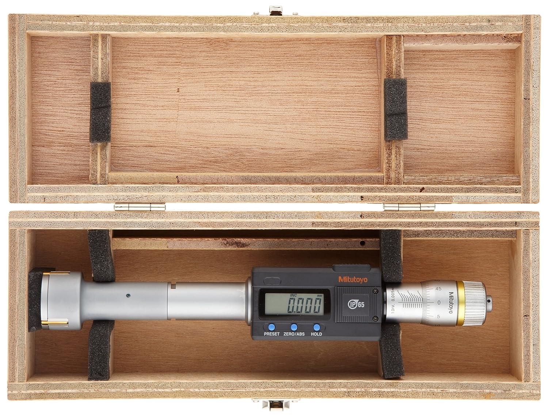 Mitutoyo 468-167 Digitaler 3-Punkt-Innenmikrometer