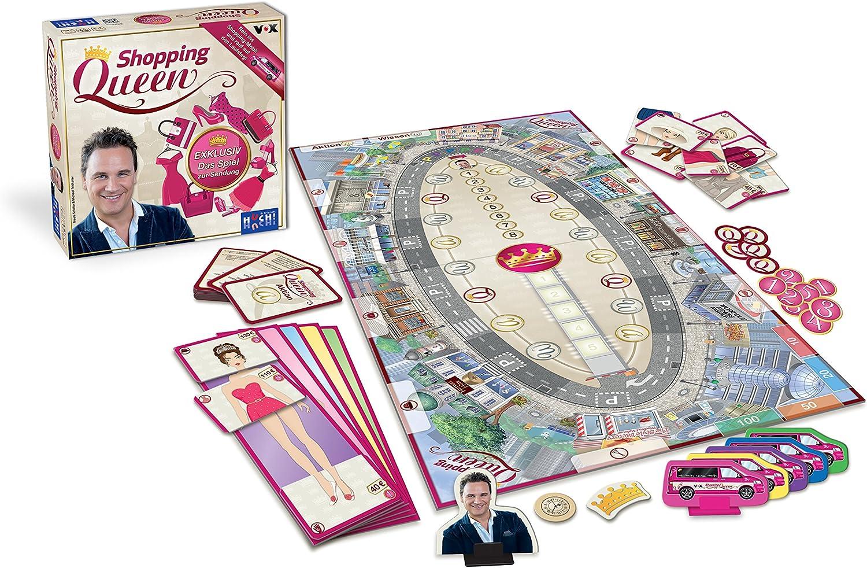 Huch & Friends 878 854 - Shopping Queen, Juego de Mesa: Schäfer, Nicola, Feldkötter, Michael: Amazon.es: Juguetes y juegos