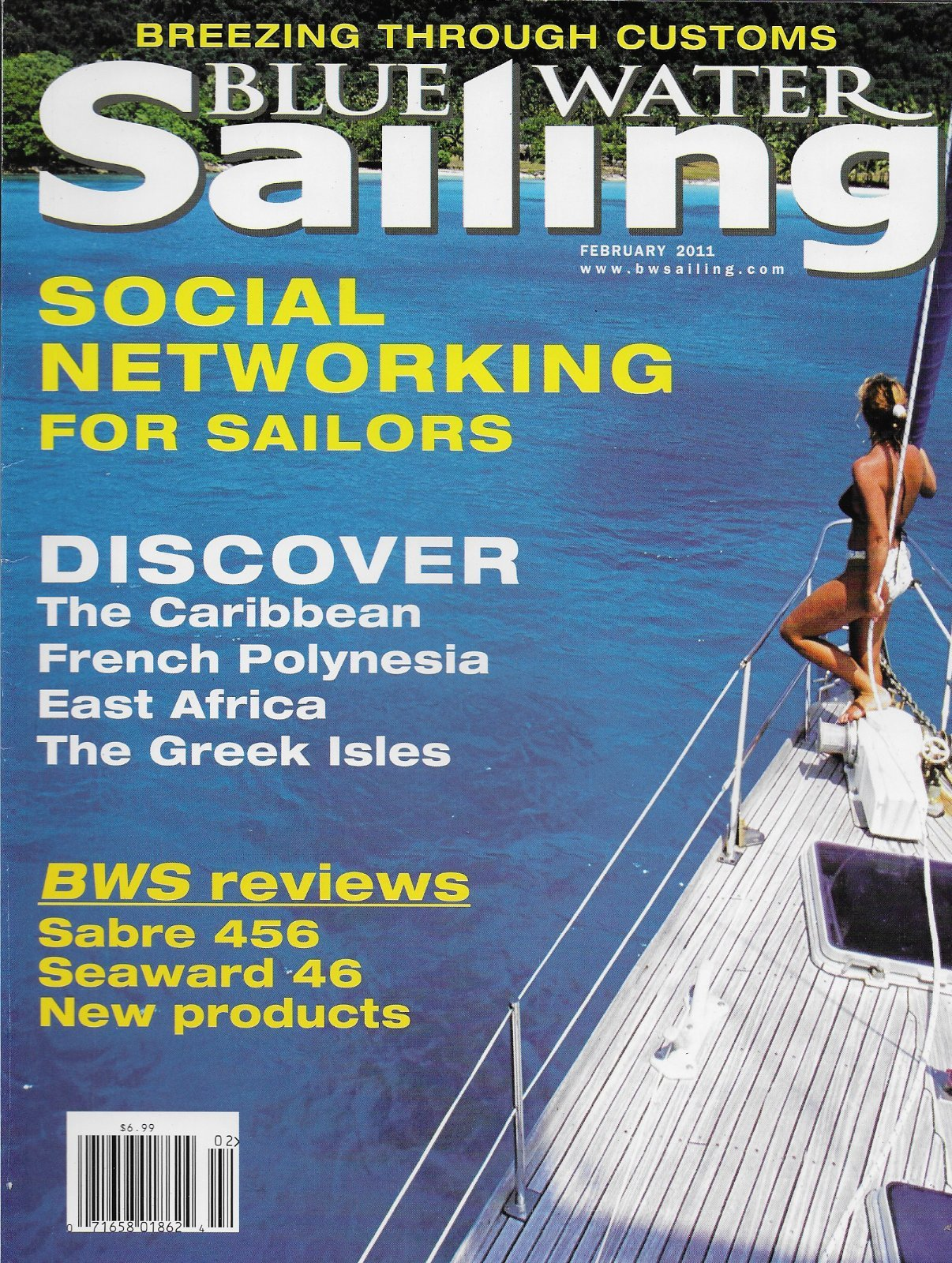 Download Blue Water Sailing February 2011 PDF