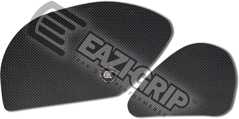 Eazi-Grip for a Suz VSTROM 1000 2013-2017 Tank Grips in Black PRO