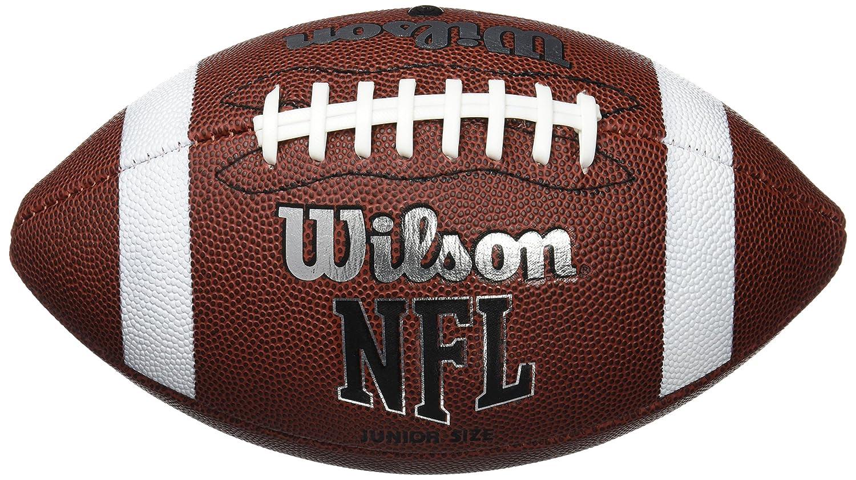 Wilson - Ballon de Football Américain Wilson junior NFL TDJ pattern