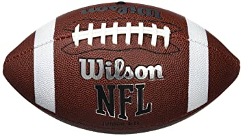 wilson nfl american football junior amazon co uk sports outdoors