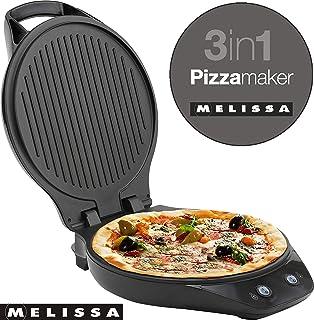 Princess Tortilla Maker Pizza grill Tischgrill Grill-Fläche Timerfunktion 1300 W