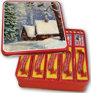 product image for 5-1 Lb. Claxton Fruit Cake In Holiday Tin