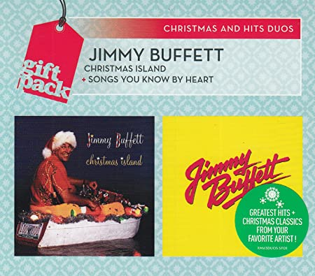 jimmy buffett christmas hits duos 2 cd amazoncom music