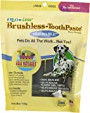 ARK Naturals PRODUCTS for PETS 326070 Breath-Less Chewable Brushless Toothpaste