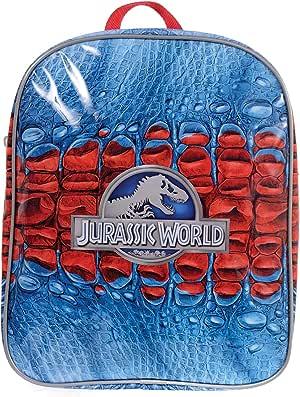 Mochila Jurassic World para niños, diseño de Jurassic Park