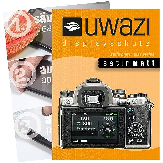 Pentax KP APS-C de cámara réflex - Protector de pantalla 5 x uwazi ...