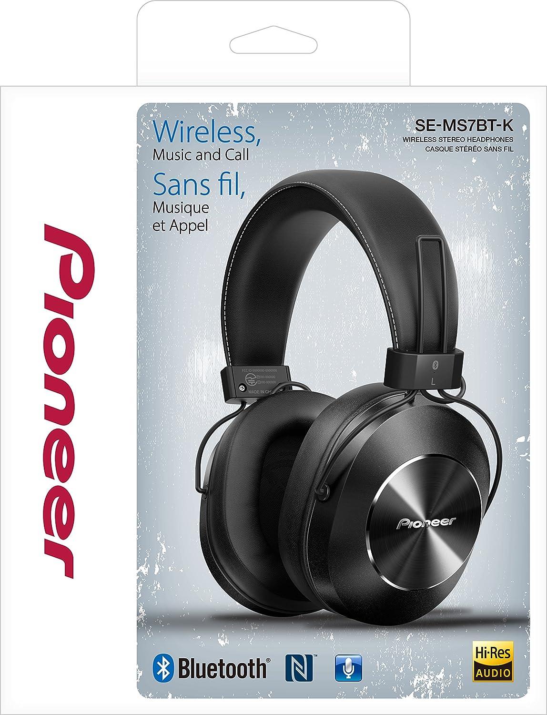 Amazon.com: PionEER SE-MS7BT Auriculares Bluetooth de alta