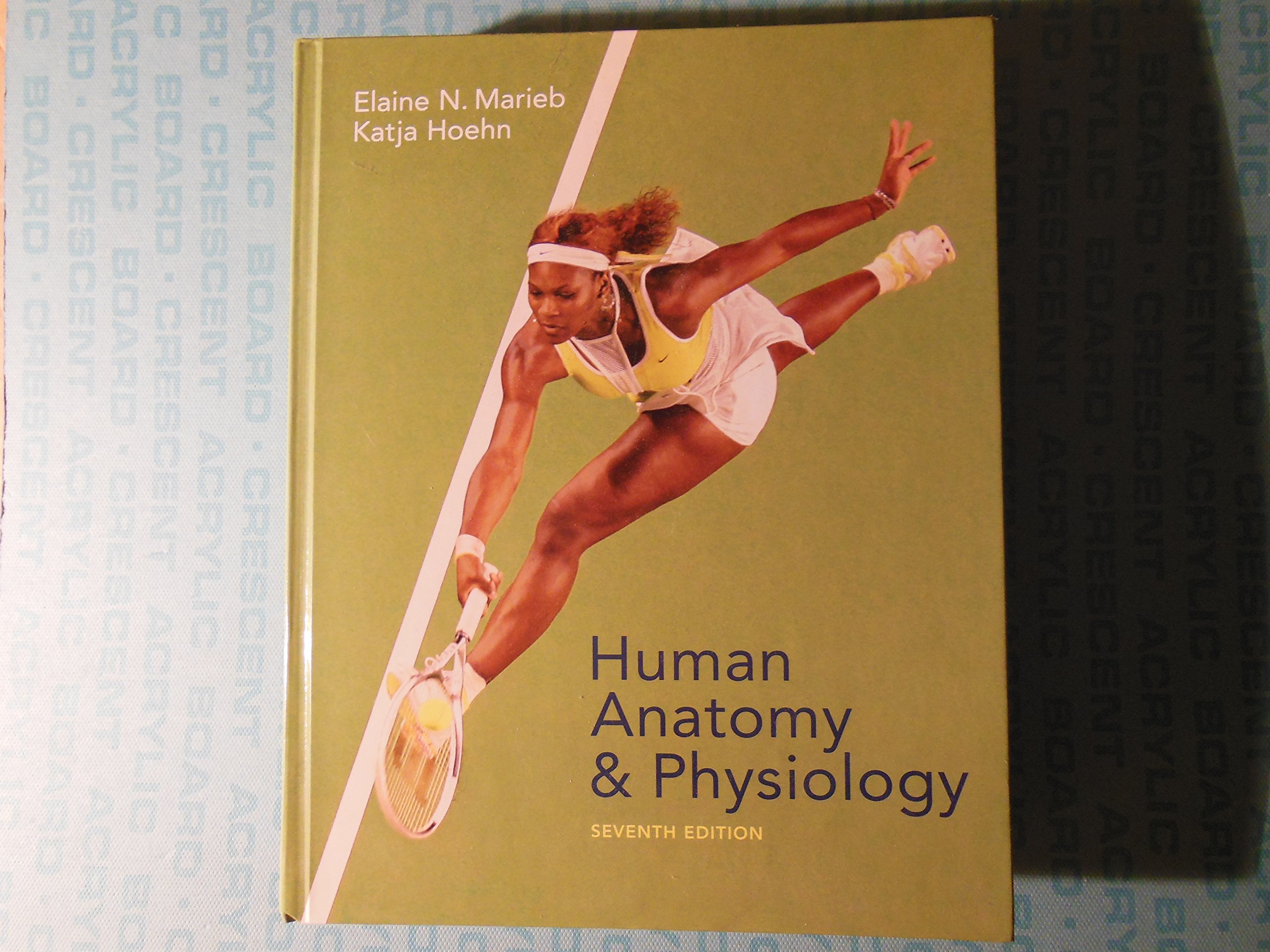 Human Anatomy and Physiology (text component): Amazon.co.uk: Elaine ...