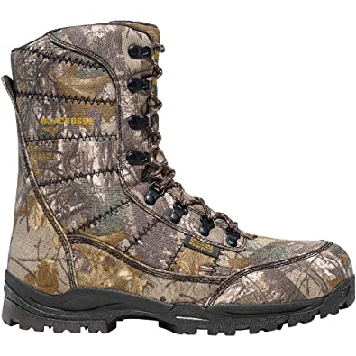 """Silencer 8"""" height Realtree Xtra 1000G (541016) Waterproof  Insulated Modern Comfortable Hunting Combat Boot Best For Mud Snow"""