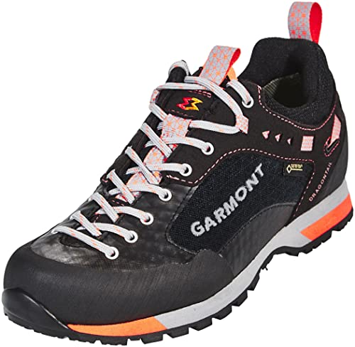 G GTX /CORAL Zapatos de trekking Goretex negro mujer: Amazon.es: Zapatos y complementos