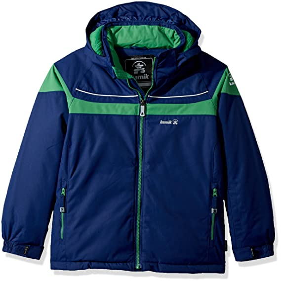 1b8dec51b Amazon.com   Kamik Winter Apparel Boys Jax Jacket   Clothing
