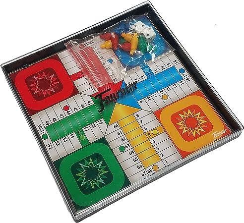 Fournier- Parchís (F28983): Amazon.es: Juguetes y juegos
