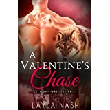 A Valentine's Chase (City Shifters: the Pride Book 7)