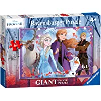 Ravensburger 3031 Disney Frozen 2, 60pc Giant Floor Jigsaw Puzzle,