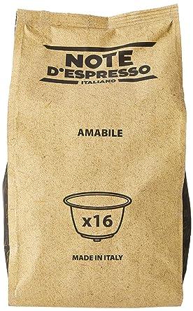 Note DEspresso - Cápsulas de café Amabile compatibles con ...