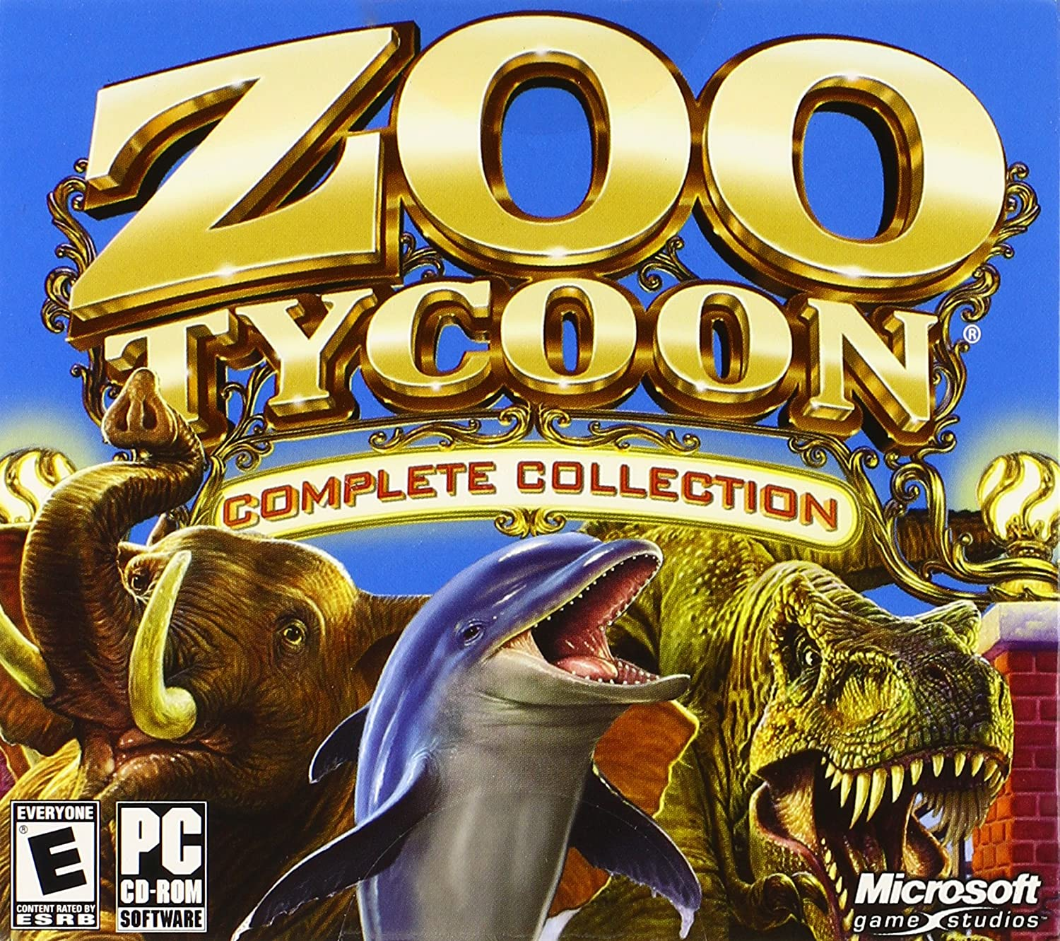 Zoo Tycoon Complete Collection - Standard Edition: PC
