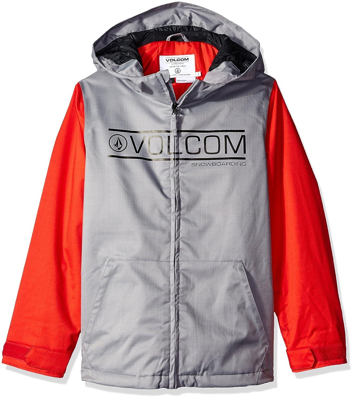 abcbeac3c191 Amazon.com  Volcom Big Boys  Selkirk Insulated Jacket