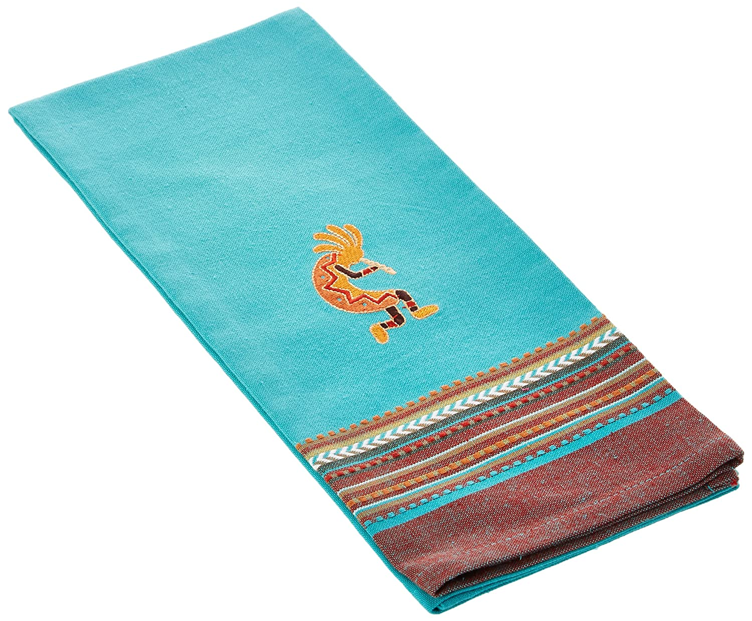 Amazon.com: Kay Dee Designs Cotton Embroidered Tea Towel, 18 Inch By  28 Inch, Simply Southwest Kokopelli: Home U0026 Kitchen