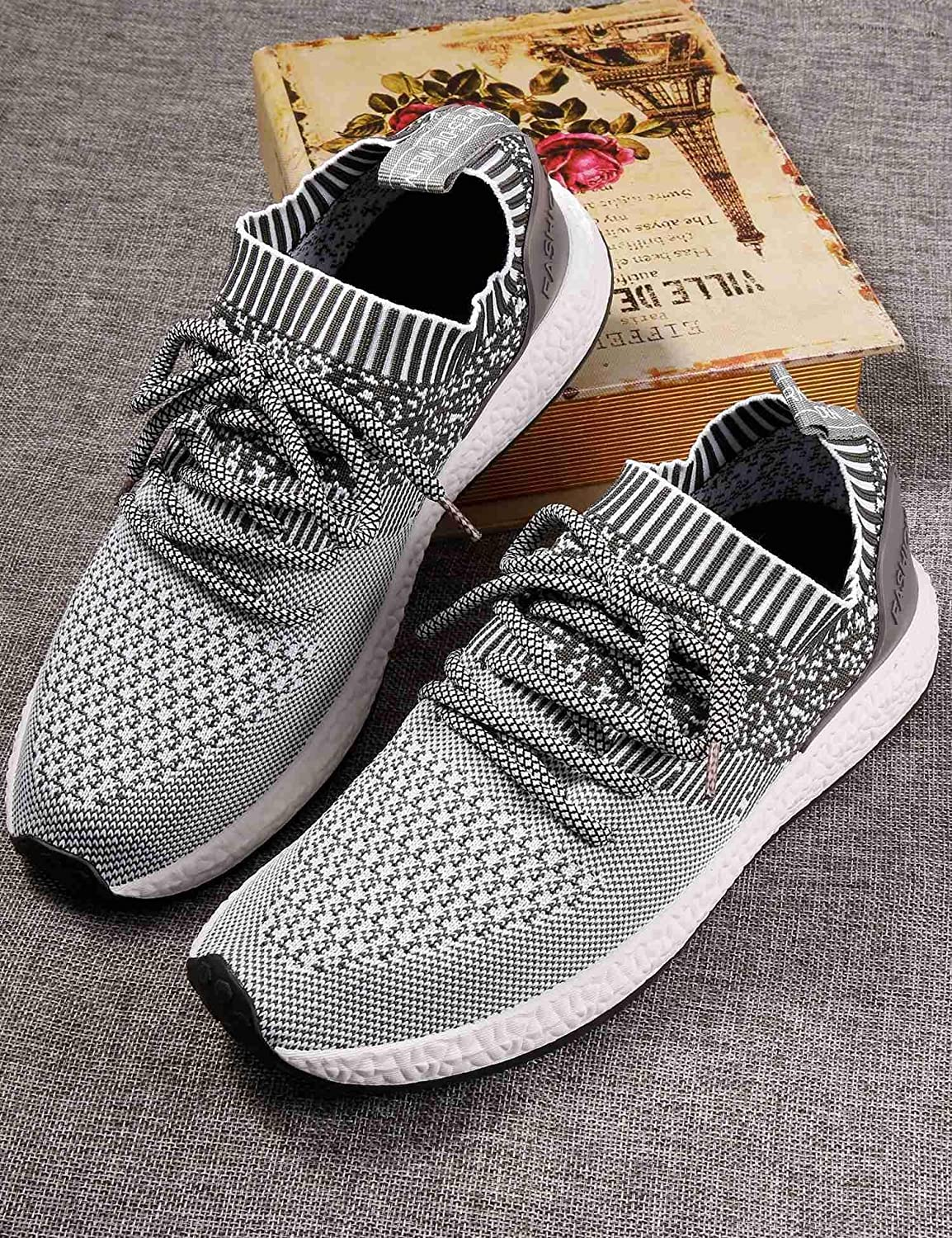 Bifast Breathable Sneaker Casual Flat Light Running Sport Shoes Mesh Platform Shoes