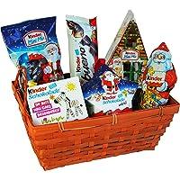 Coffret Cadeau de Noël avec Ferrero Kinder Chocolat (avec 6 pièces)