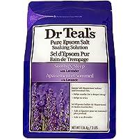 Dr Teal's lavender epsom salts, 1.36 kilogram