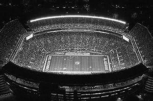 "Photo Metal Photography Poster - Aerial View of The University of Alabama Football Stadium Tuscaloosa Alabama 16""x24"""