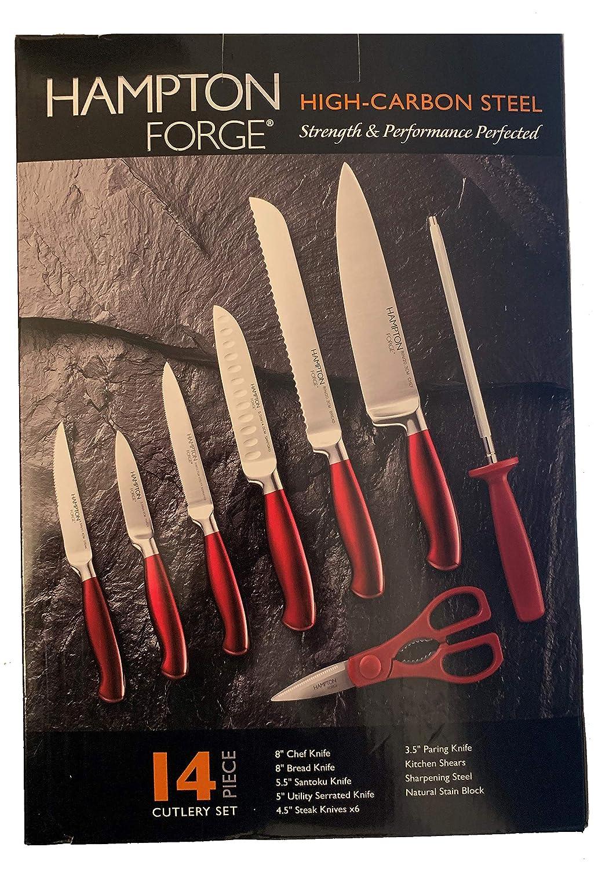 Hampton Forge 14 Piece Cutlery Set
