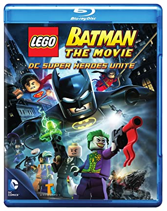 Amazon.com: LEGO Batman The Movie: DC Superheroes Unite: Various ...